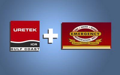 URETEK ICR Gulf Coast Partners With Emergency Restoration, Inc. To Repair Flood Damage