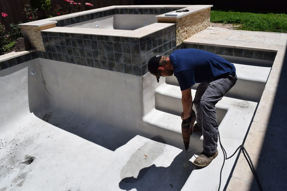 Concrete Pool & Pool Deck Repair Houston Tx | Pool Leveling Services
