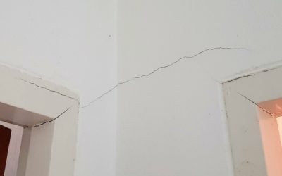 Is Your Door Frame Pulling Away from the Wall? – Learn Why