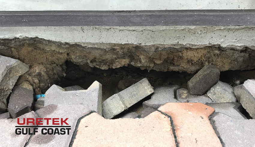 How to Fill a Void Under a Concrete Slab – Fixing Erosion Under Foundation