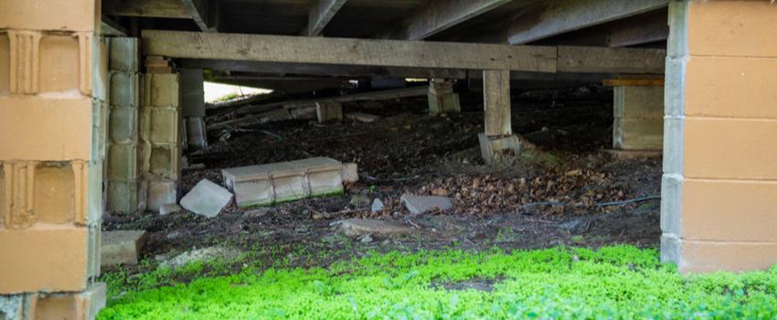 pier and beam foundation repair